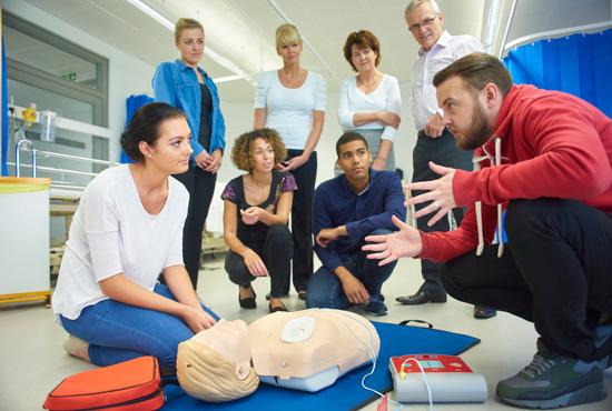 Refresher BLS/AED Kompakt Kurs